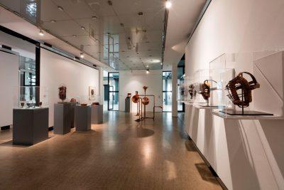 Ausstellungsansicht Exotica-Mirabilia-Artefacta-Scientifica