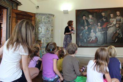 Schule & Museum Kinderführung Alte Kunst