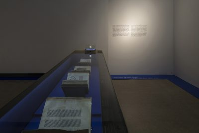 Ausstellungsansicht Glaubensfragen