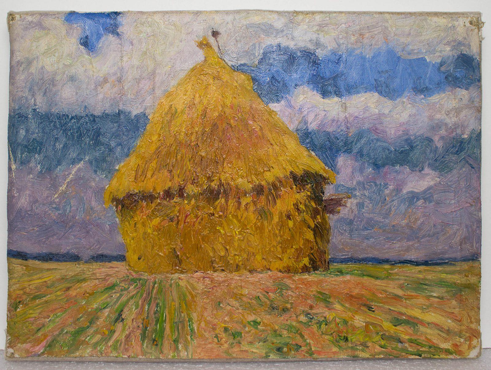 Landschaft und interieur der impressionist max arthur stremel