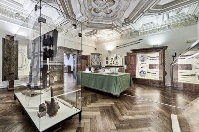 Museum Ulm_Kunst- und Wunderkammer Christoph Weickmann_Foto Henry M. Linder