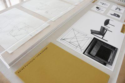 Pressefoto Ausstellungsansicht Stiftung Bauhaus Dessau, Foto Kathrin Rutschmann