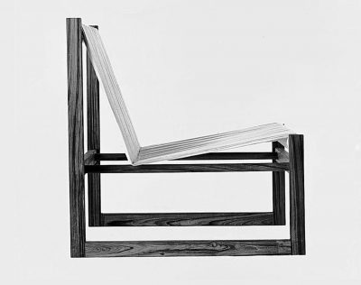 Pressefoto Hans Gugelot, India Lounge Chair, 1965, © Archiv Gugelot, Hamburg, Foto Wolfgang Siol
