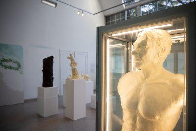 Sonja Alhäuser Frammento I II (Detail), 2019, VG Bild-Kunst, Bonn 2019