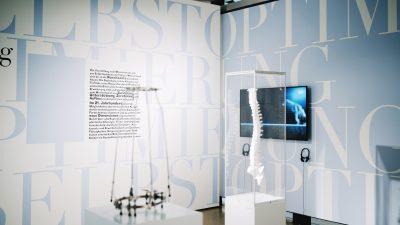 Ausstellungsansicht Transhuman (3)