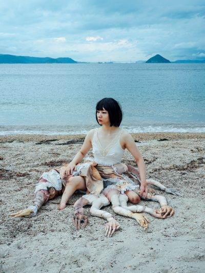 Mari Katayama, Bystander #016, 2016, C-Print, Collection Antoine de Galbert, Paris