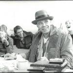 Joseph Beuys_sw-Fotografie_1981 (c) Fotoarchiv Ruhrmuseum Essen_ Foto Jürgen Leiendecker_VG Bild-Kunst, Bonn 2020