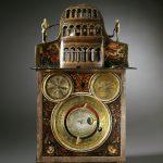 Christof Pleig_Astronomische Tischuhr (Vorderseite), Ulm um 1625_Museum Ulm