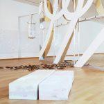 Ausstellungsansicht INTER- FUGE, Museum Ulm, Foto Oleg Kauz