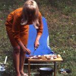 Studentenleben an der HfG Ulm, circa 1965, Foto Michael Penck, © HfG-Archiv Ulm